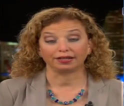 Debbie Wasserman Schultz, coverup, cover-up, corruption, email scandal, lies, deciet, Donald Trump, bright future, economic growth, 